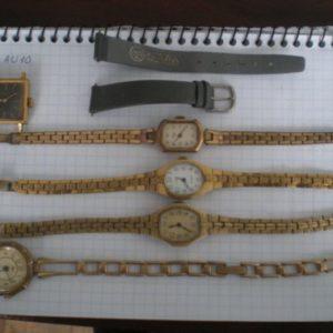 Женские часы СССР – обзор популярных моделей, сравнение
