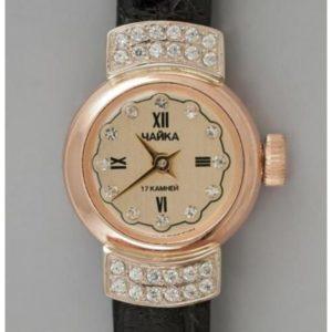 Женские часы чайка – достоинства отечественного производителя