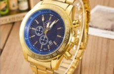Мужские часы с браслетом — обзор известных марок
