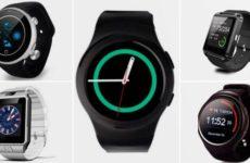 Смарт часы — обзор известных брендов