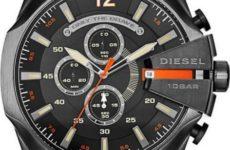Часы Diesel мужские – характеристики, плюсы и минусы