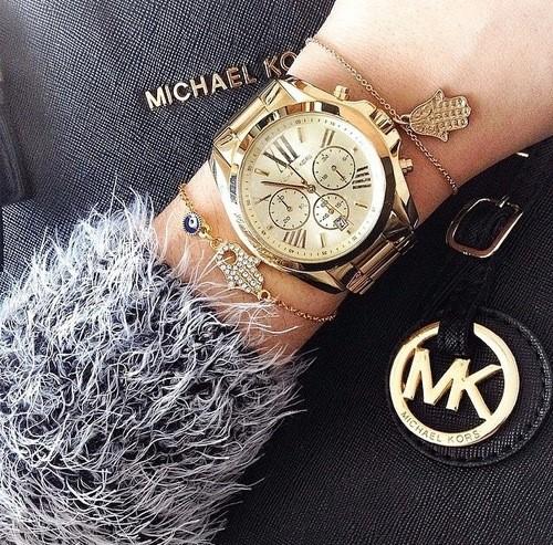женские часы Майкл Корс